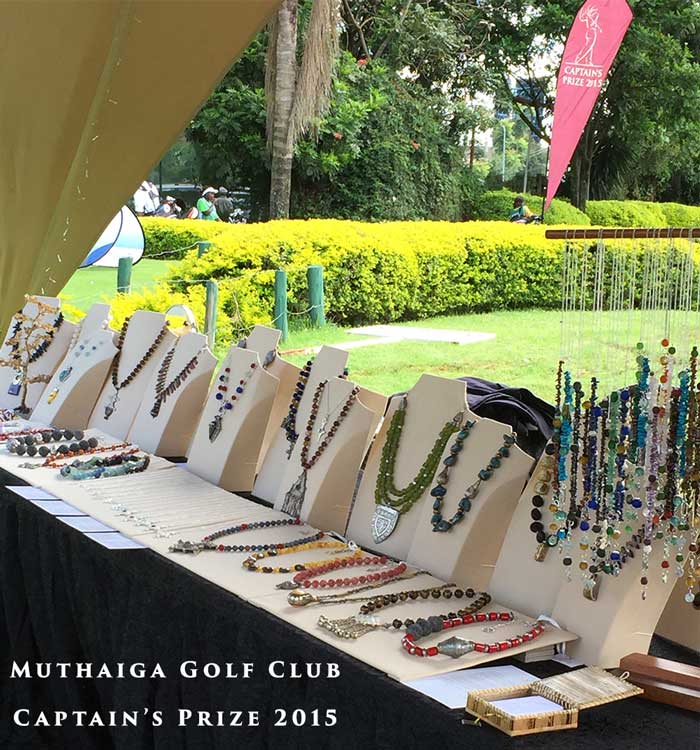 Sponsor Muthaiga Captain's Prize Competition