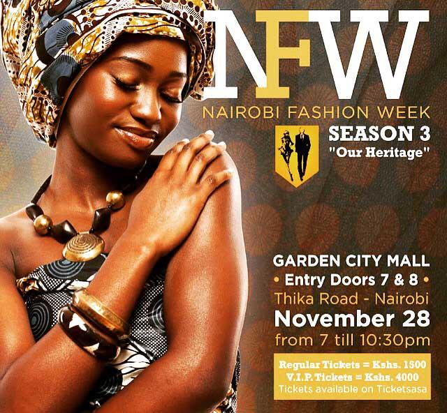 Nairobi Fashion Week 2015