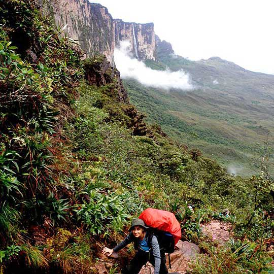 The Mount Roraima trek was made possible through fundraising via jewellery sales