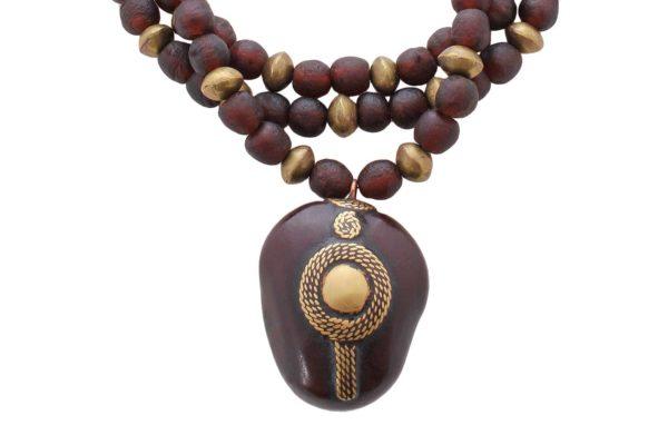 African-Tiwi-Nut-Pendant-SHIKHAZURI