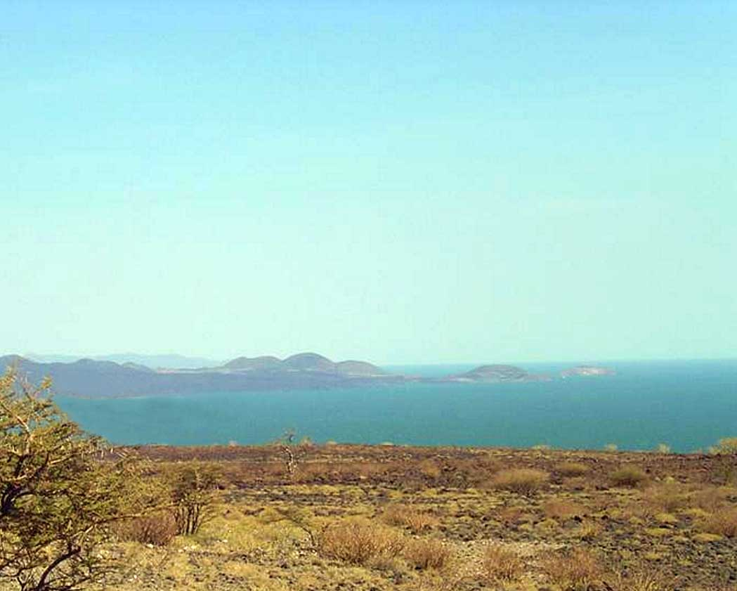 Lake Turkana Natural Heritage Site