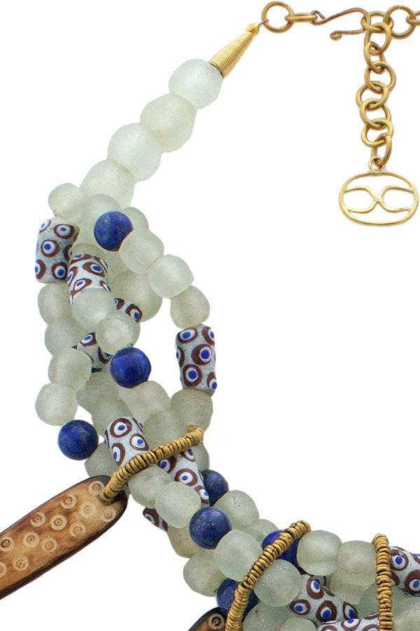 statement-african-necklace-recycled-glass-beads-SHIKHAZURI
