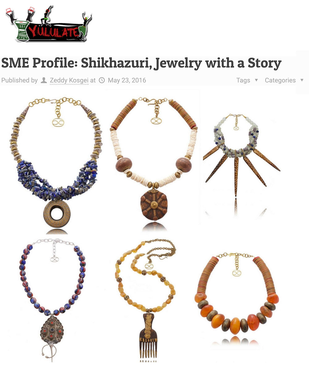Yululate Blog - SHIKHAZURI Jewellery