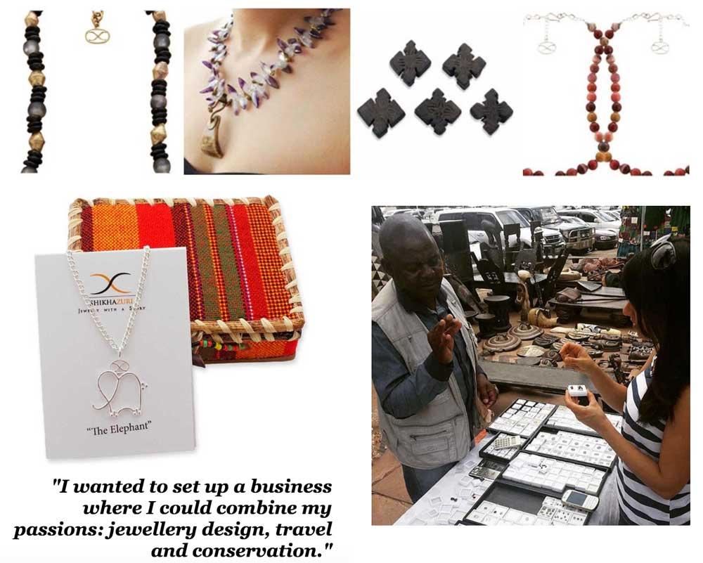 SHIKHAZURI African Jewellery