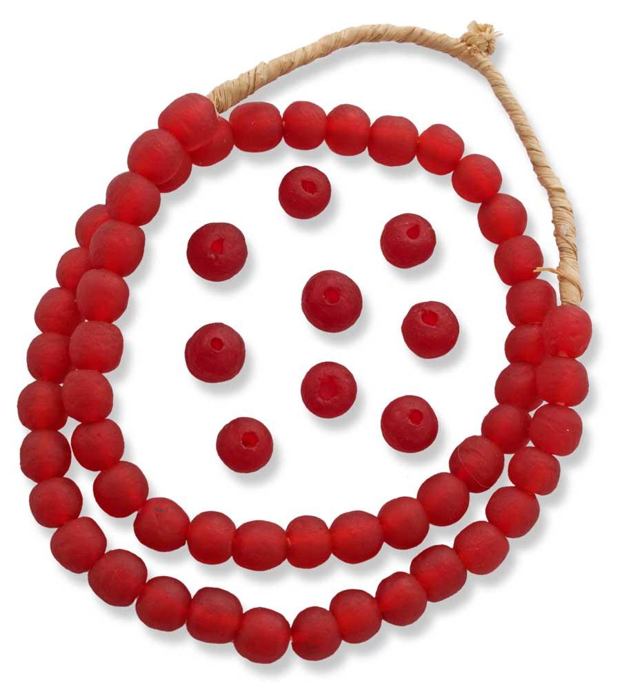 Krobo glass beads blog by SHIKHAZURI