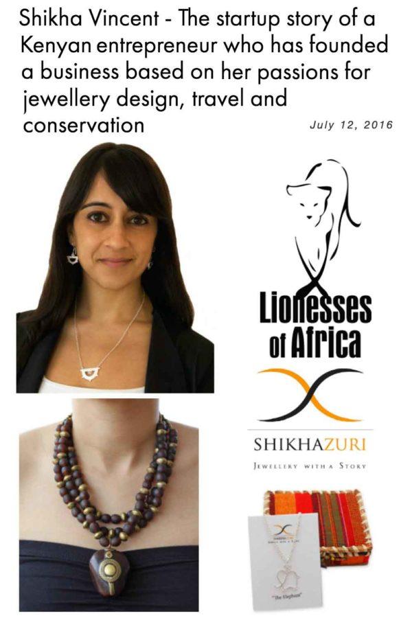 LIONESSES OF AFRICA BLOG