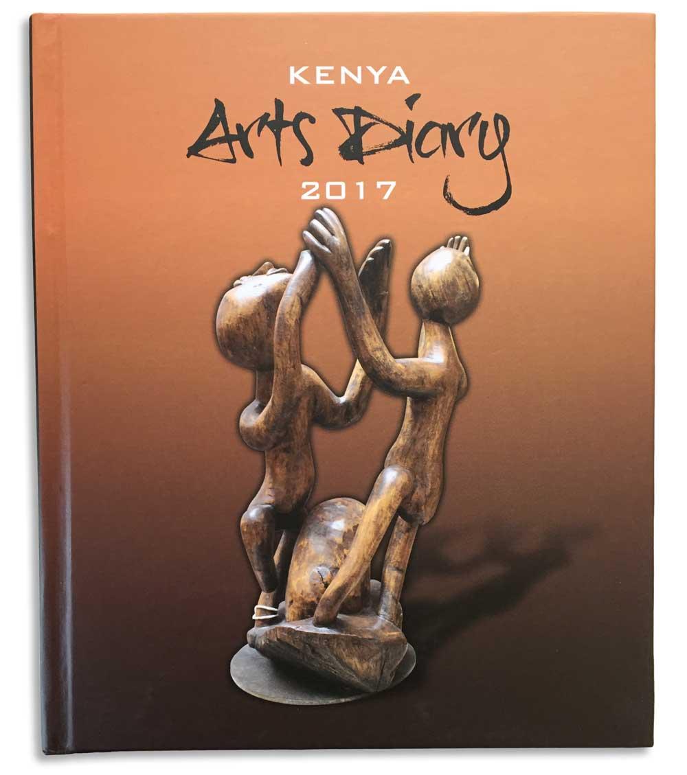 KENYA ARTS DIARY 2017