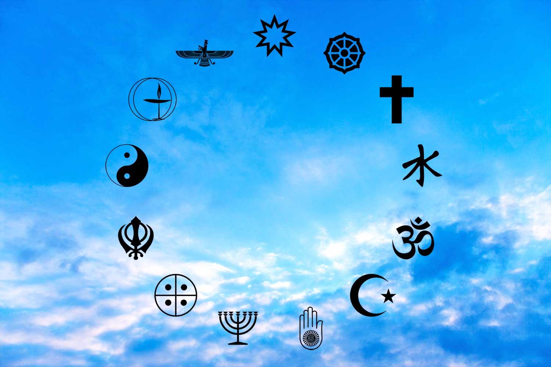 religion faith symbols shikhazuri