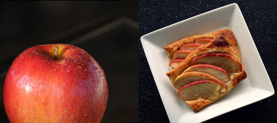 Apple Love Valentines