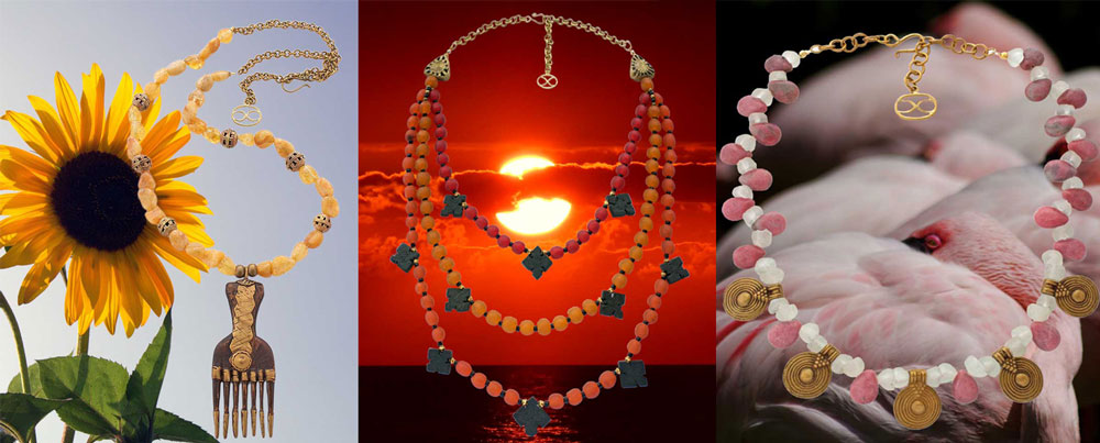 Colour Jewellery by SHIKHAZURI