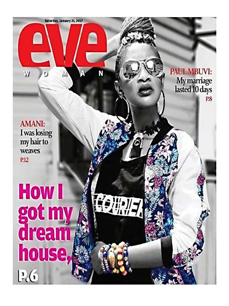 EVE WOMAN MAGAZINE