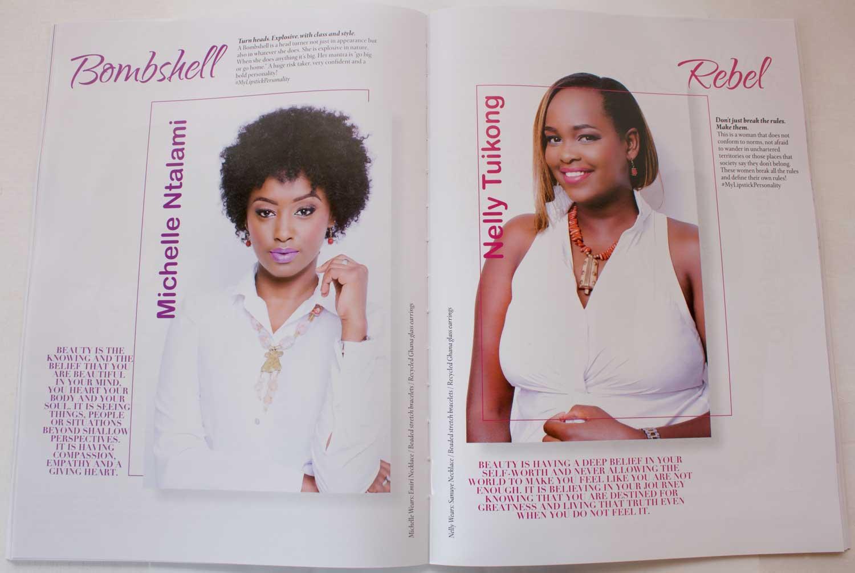 Couture Africa 2017 SHIKHAZURI Emiri Necklace
