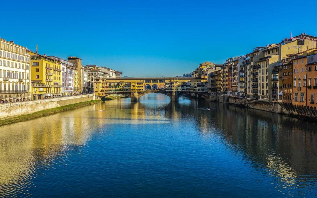 The Florence Jewellery Bridge – Ponte Vecchio