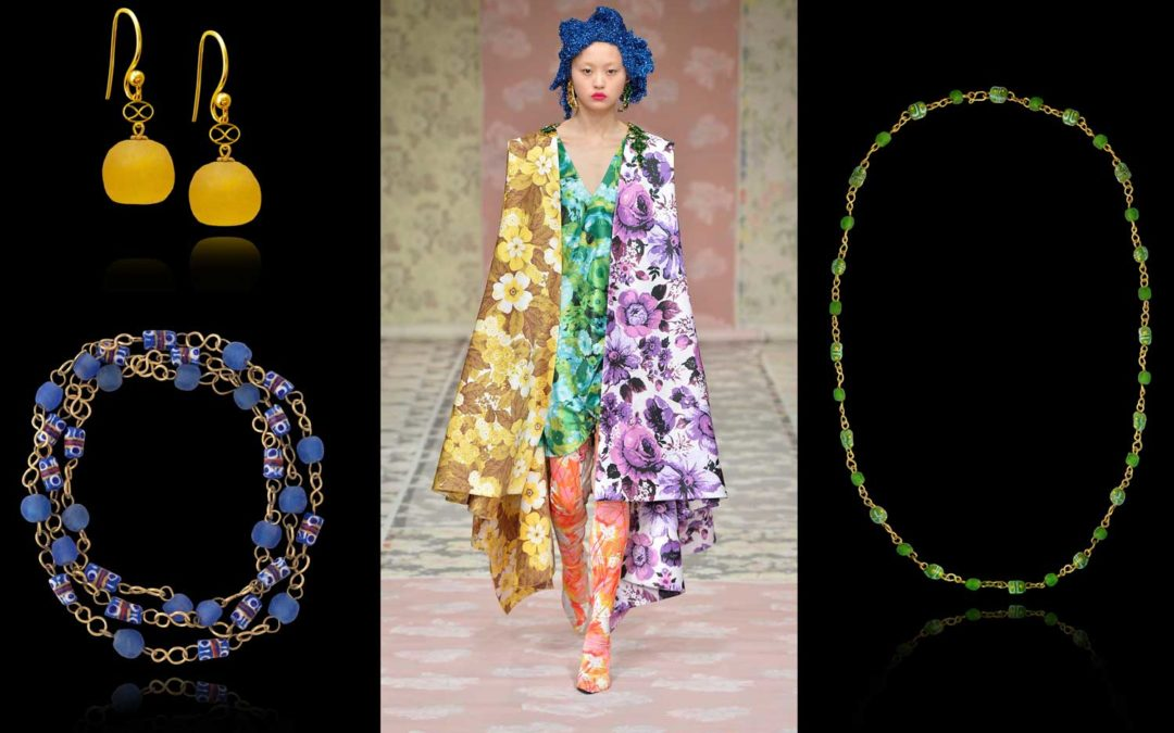 Inspiration from London Fashion Week 2018