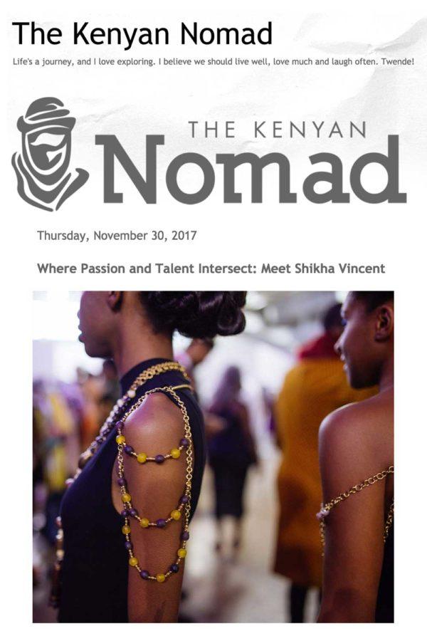 THE KENYAN NOMAD