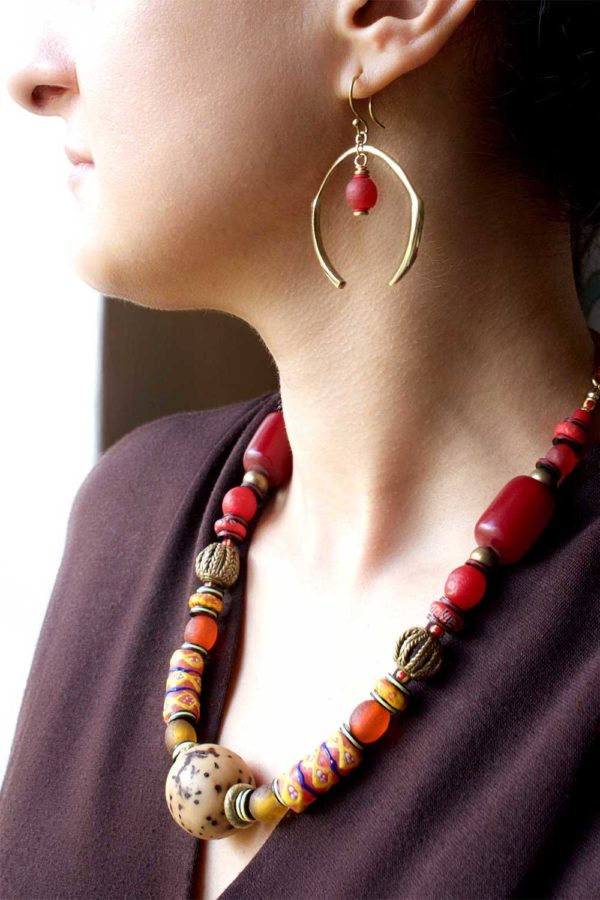 Red-Nadira-Grand-Necklace-SHIKHAZURI