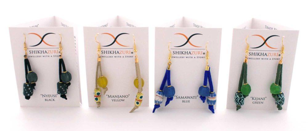 Nadira Earrings Story Cards by SHIKHAZURI