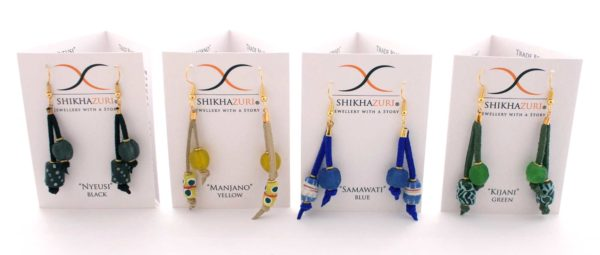 Nadira Earrings Story Cards by SHIKHAZURI