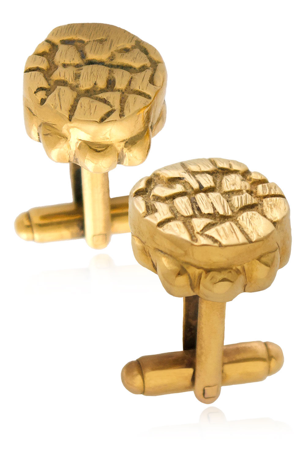 Leave Your Mark Cufflinks Tembo by SHIKHAZURI