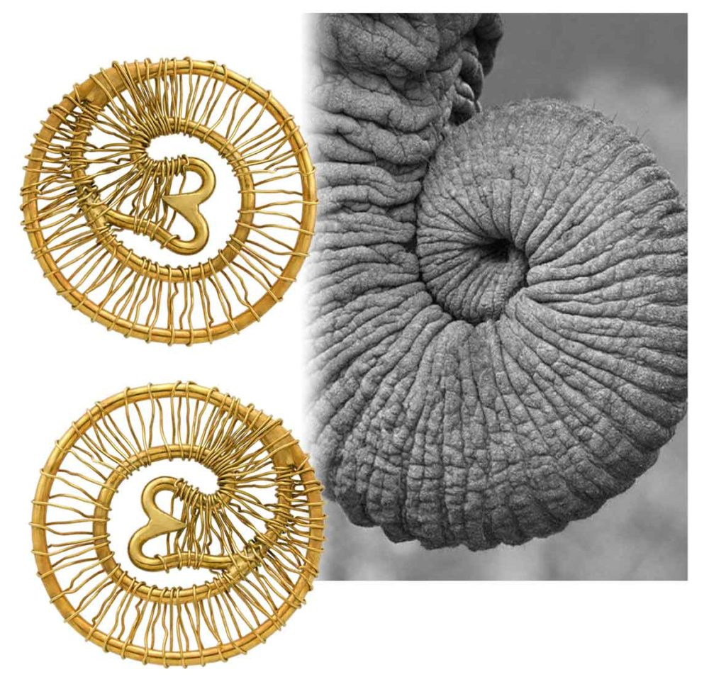 Wire-Wrap-Elephant-Earrings-Inspiration-SHIKHAZURI