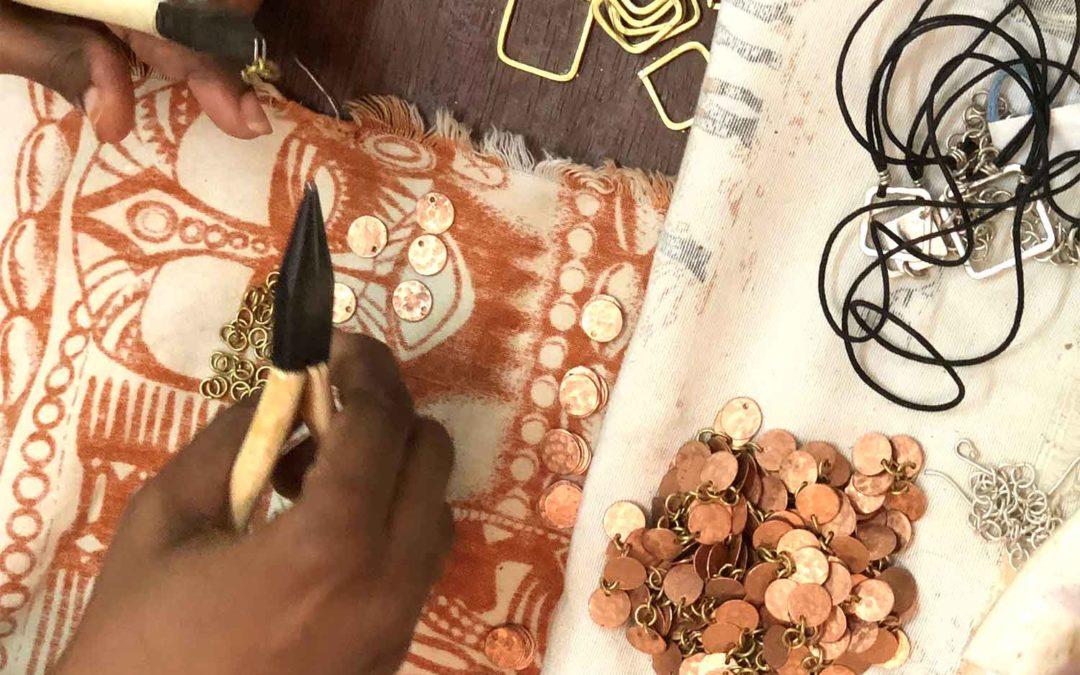 Handmade African Jewellery by SHIKHAZURI