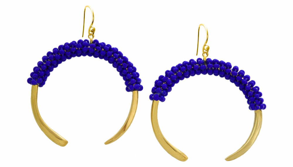 Blue-Aza-Beaded-Earrings-SHIKHAZURI