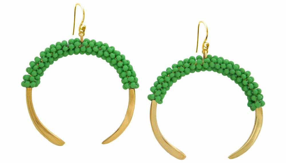 Green-Aza-Beaded-Earrings-SHIKHAZURI