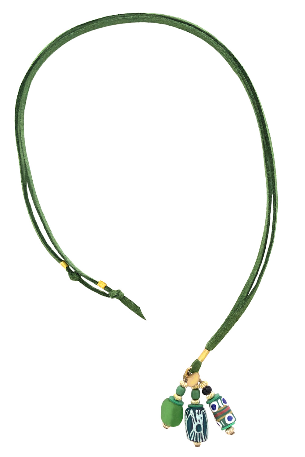Green-Aza-Bookmark-Necklace-Shikhazuri