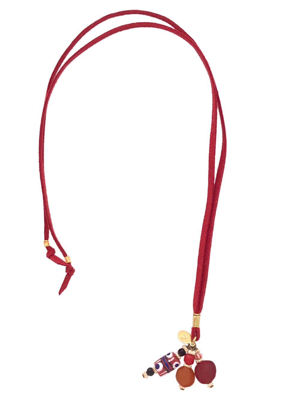 Red-Aza-Bookmark-Necklace-Shikhazuri