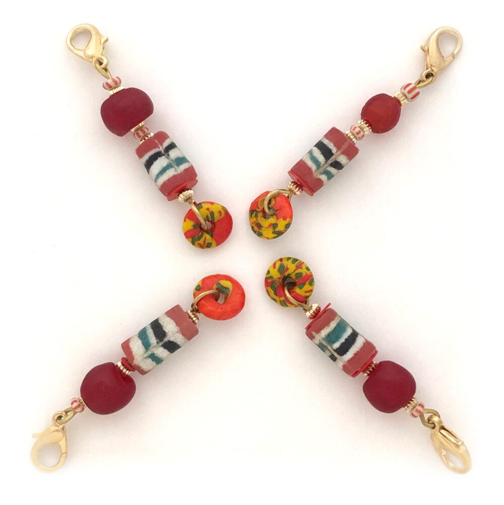 Red-Kenya-Keyring-Bag-Charm-Shikhazuri
